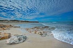 Beach in Australia by ANN CLARKE IMAGES