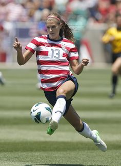 Alex Morgan Photos - Australia v United States - Zimbio
