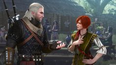 It's my Cake-day so here's a dump of Witcher Wallpapers - Album on Imgur