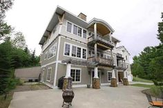 One doesn't see homes that look like this often. Northport, MI  $1,195,000
