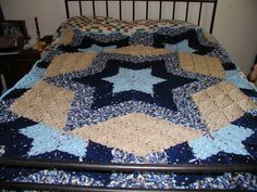 Prairie Star afghan - free pattern from Red Heart http://www.redheart.com/files/patterns/pdf/LW1295.pdf