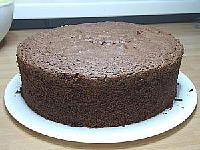Recept na Čokoládový Korpus Na Dort | Video od Romana | Craftlog Pudding, Food, Custard Pudding, Essen, Puddings, Meals, Yemek, Avocado Pudding, Eten