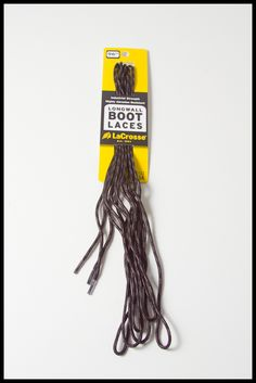 """Lacrosse Boot Laces 96""""   Inby Supply"""