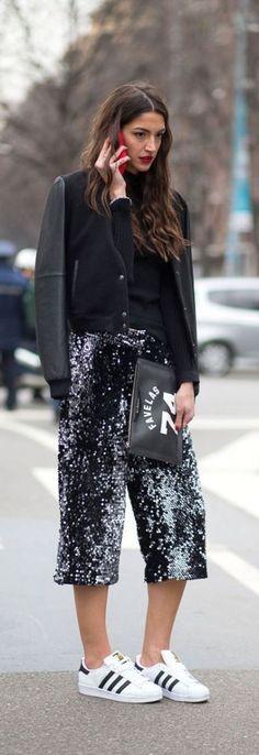 street style / MFW edgy