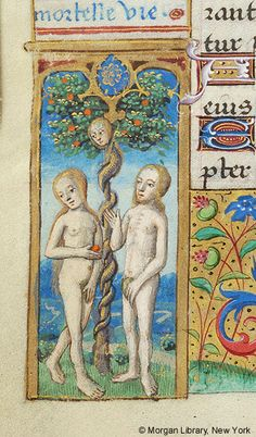 Book of Hours, MS H.5 fol. 41v - Images from Medieval and Renaissance Manuscripts - The Morgan Library & Museum