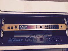 Marshall Marshall JMP-1 Programmable Tube Guitar Pre-amp