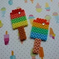 small perler bead patterns - Google Search