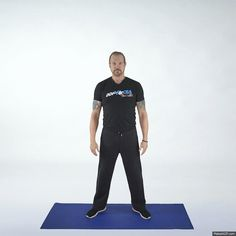 A High-Energy DDP Yoga Workout to Burn Fat-8