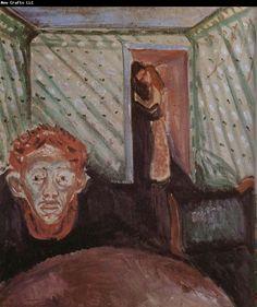 Edvard Munch Envy