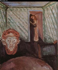 Edvard Munch Envy