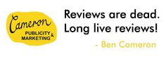 Reviews are dead. Long live reviews!