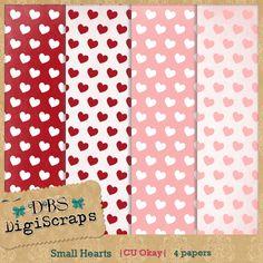Scrapbooking TammyTags -- TT - Designer - DBS DigiScraps,  TT - Item - Paper, TT - Theme - Love, Valentines, or Wedding