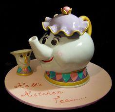 Kitchen Tea Cake 5-01881