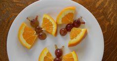 Almost Unschoolers: Orange Slice Butterflies