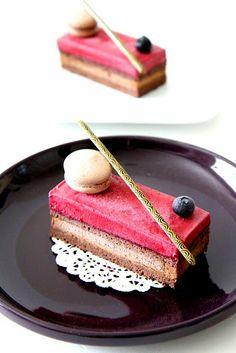 Cassis chocolate vake
