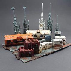 - Star Wars Models - Ideas of Star Wars Models - Star Wars game items aka terrian.