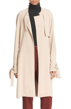 A.L.C. 'Ethan' Paneled Long Coat available at #Nordstrom