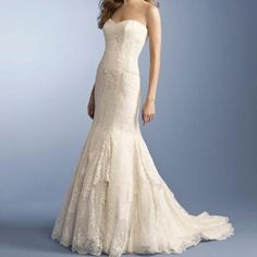 love the lacy look Anne Barge Wedding Dresses 65eae54a4412