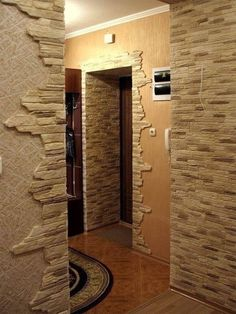 The 21 Best Genius Ideas For Home Updates With Faux Stone – Wall Paper 2020 Stone Interior, Interior Design Boards, Eclectic Decor, Modern Decor, Stacked Stone Walls, Stacked Stones, European Home Decor, Faux Stone, Traditional Decor