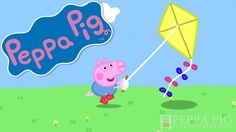 Peppa Pig English Episodes Flying a Kite My Cousin Chloe Full Episodes -...