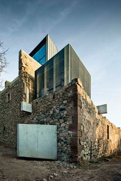 Old-Meets-New in Modern Renovation of An Old Church - Design Milk