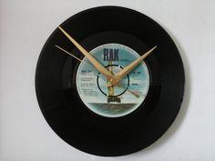 "Mud- oh boy      7""  vinyl record clock  £6.99"