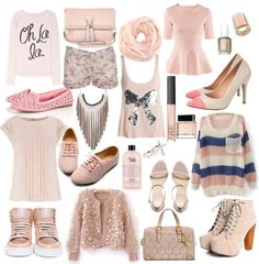 Blush Colour is everything!