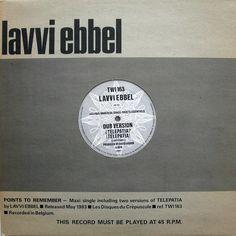 Lavvi Ebbel - ¿Telepatia? ¡Telepatia! | TWI 163 (Back cover)