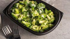 Three Cheese Broccoli
