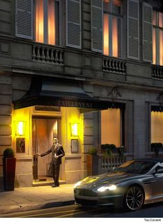 Taillevent Restaurant - Paris