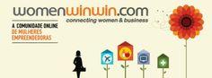 Esta é para si, que é mulher e tem espírito empreendedor!  Agora existe uma plataforma web que acredita e investe nas capacidades femininas.  #empreender #mulher