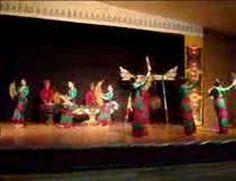 MRANAW FAN DANCE  music - wow!