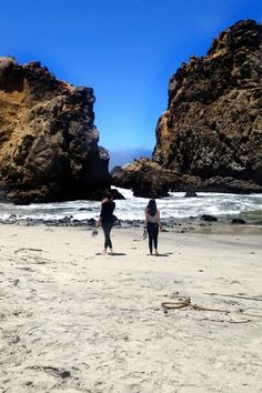 Kate Hyatt, director of production Where: Big Sur Why? I've been to Big Sur three times in the past five years
