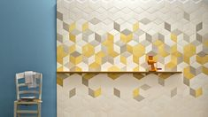 Tex-Mutina-13, Living room, Kitchen, Bathroom, Bedroom, Public spaces, Designer style style, Yael Mer & Shay Alkalay, Fabric effect effect, Glazed porcelain stoneware, wall & floor, Matte surface, non-rectified edge