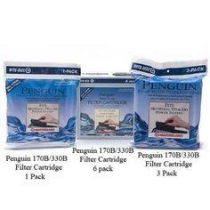 Marineland Filter Cartridge for Penguin 170B/200B/330B/350B - Rite-Size C - 6 pk - ON SALE! http://www.saltwaterfish.com/product-marineland-filter-cartridge-for-penguin-170b200b330b350b-rite-size-c-6-pk