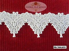 Handmade Silicone Fondant Moldnew Lace Mold 5532be *** Want to know more, click on the image.