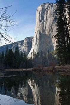 El Capitan Reflections Also find us at http://instagram.com/mightytravels