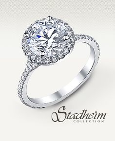 Stadheim Jeweler's Private Collection of Engagement & Wedding Rings