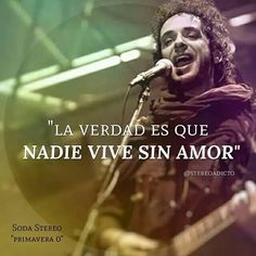 Cerati Soda Stereo, The Beatles, My Music, Rock And Roll, Reading, Memes, Quotes, Books, Movie Posters