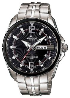 Casio Edifice EF-131D-1A1VDF (ED444) Men's Watch at Best Price in India - Watchkart.com @ Rs.6170