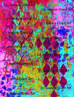 INSTANT Download GELLI PRINTS Mixed Media Art Journal Elements Monoprint by JoannaGrantArt on Etsy Gelli Arts, Funky Design, Plate Art, Middle School Art, Mixed Media Collage, Art Plastique, Ink Art, Art World, Altered Art