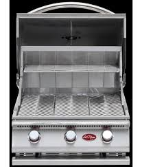 $1,046 CAL FLAME G3 3 BURNER BUILT IN GAS GRILL