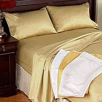 Luxury 1500 Thread Count Bed Sheets Set By Anippe