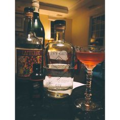 Well no Nats this year but watching the Fall Classic is a great reason to whip up a DCified Cooperstown Cocktail  1.5 oz Ivy City Gin .75 oz Capitoline Rose Vermouth .75 oz dry vermouth 3 dashes Embitterment Orange Bitters  #ivycitygin @dcembitterment @dcdistillers @capitolinevermouth #worldseries #fallclassic #cooperstowncocktail #nextyearnationals #gowizards by oneeightd