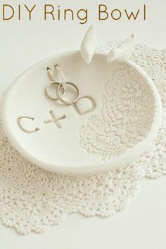 DIY – 30 Amazing Handmade Wedding Ideas