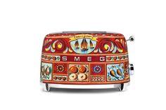 Gorgeous Dolce & Gabbana x Smeg Kitchenware