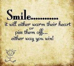 Reflexiones: smile