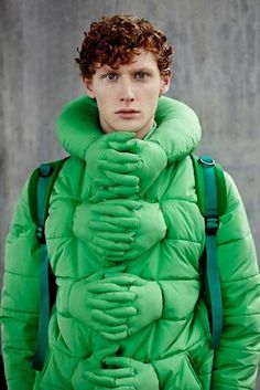 32.) The creepiest way to get a hug: by wearing this coat - https://www.facebook.com/different.solutions.page