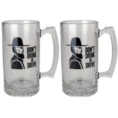Don't Drink Super Mug Set Of 2, $22, now featured on Fab.