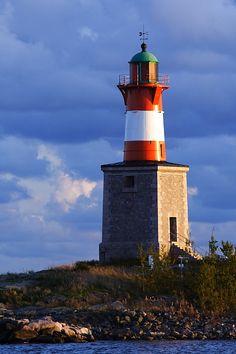 Gråhara lighthouse - Helsinki, Southern Finland